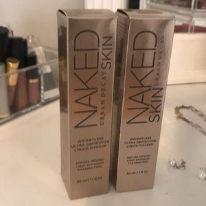 Naked Urban Decay foundation
